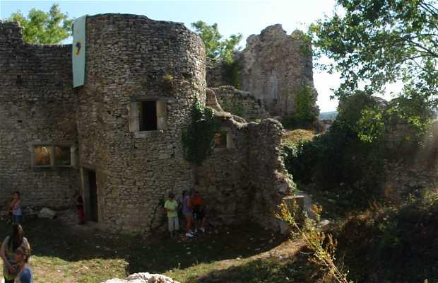 Cité médiévale de Quirieu