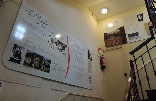 Museo Casa de los Poetas