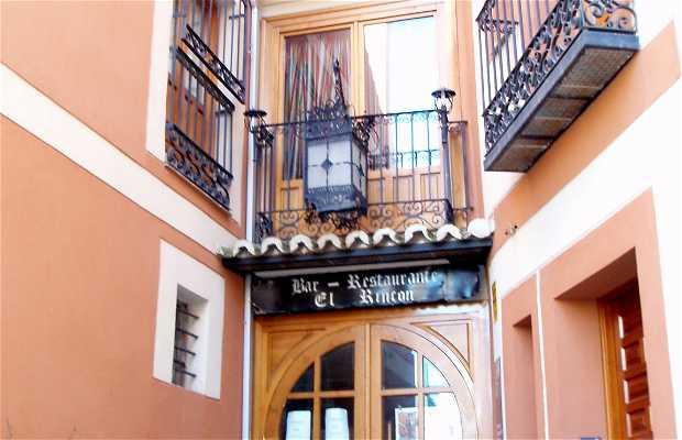 Bar Restaurante El Rincón