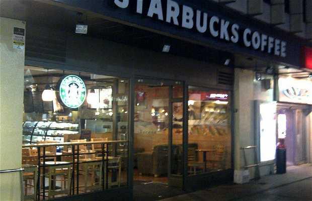 Starbucks Plaza de los Cubos