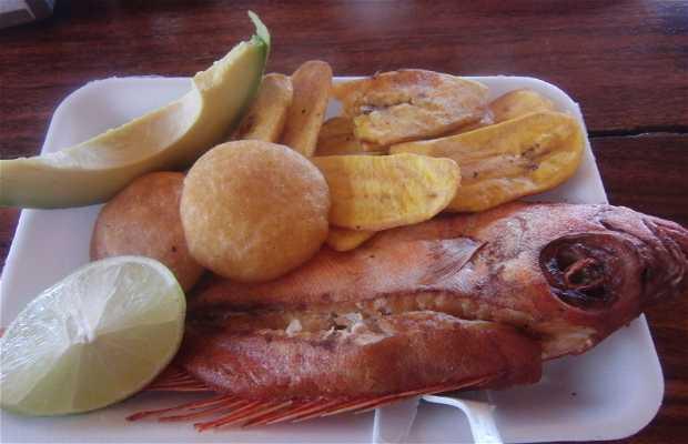 Restaurante El Emabajador