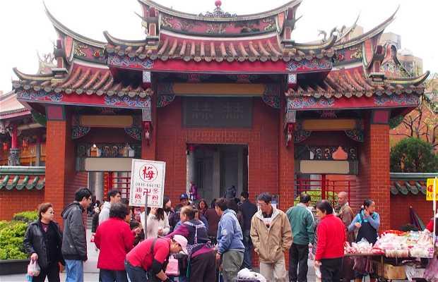 Temple Xingtian