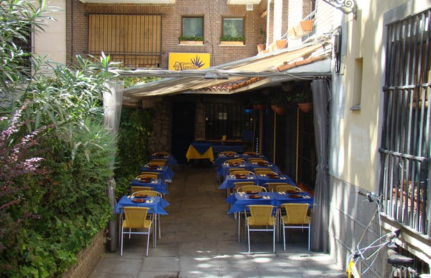 Restaurante La Taquería del Alamillo