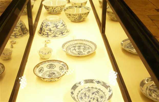 Cocinas del palacio Topkapi