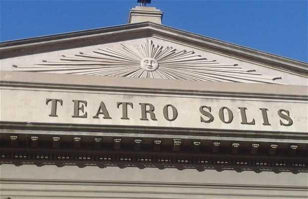 Tienda de recuerdos de Teatro Sollis