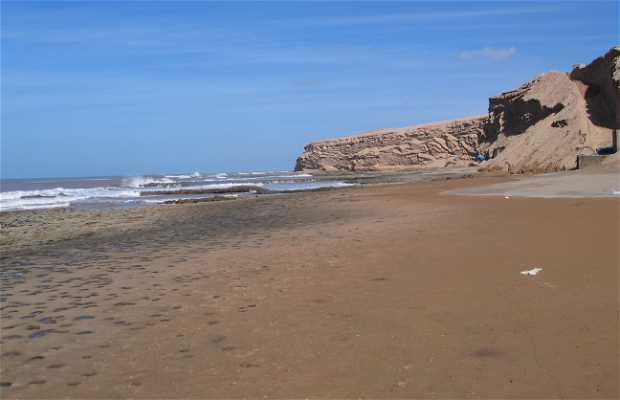 Playa de Sidi Rbat