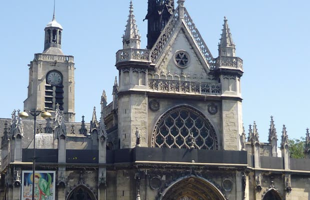 Chiesa Saint Laurent