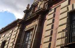 Antigua Academia De Minas
