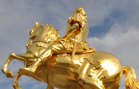 Il Cavaliere d'oro