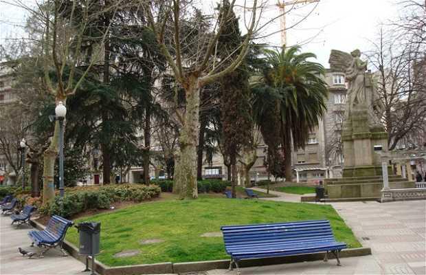 San Lázaro park