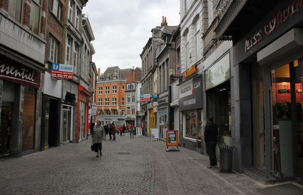 Le Centre Ville Piéton