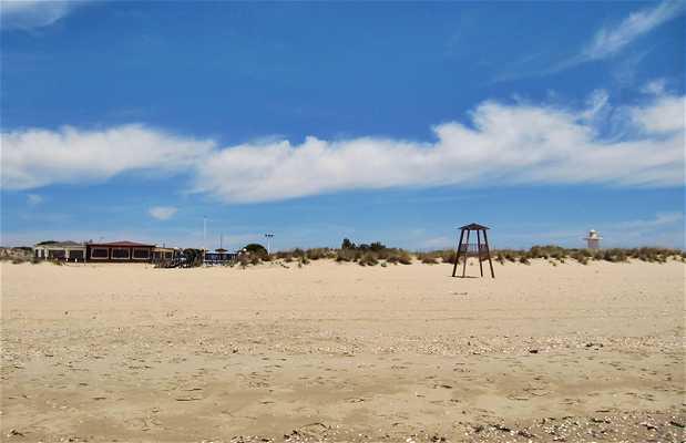 El Hoyo Beach