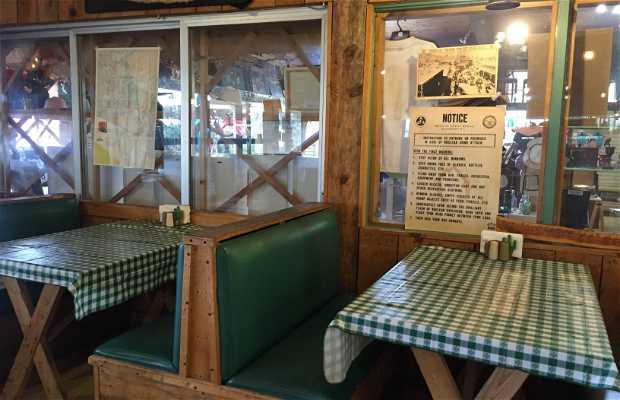 Gc cavern restaurant