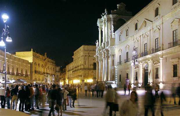 Percorso Ipogeico di Piazza Duomo