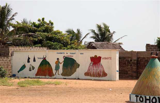Zangbeto de Cotonou