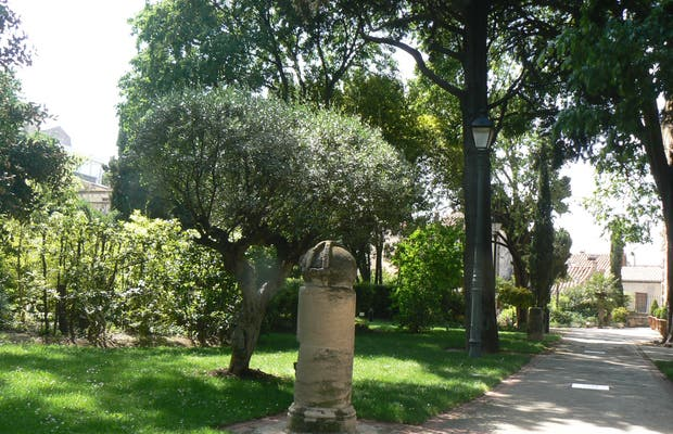 Jardin hotel de sully montpellier 1 exp riences et 2 photos - Jardin d essence montpellier ...