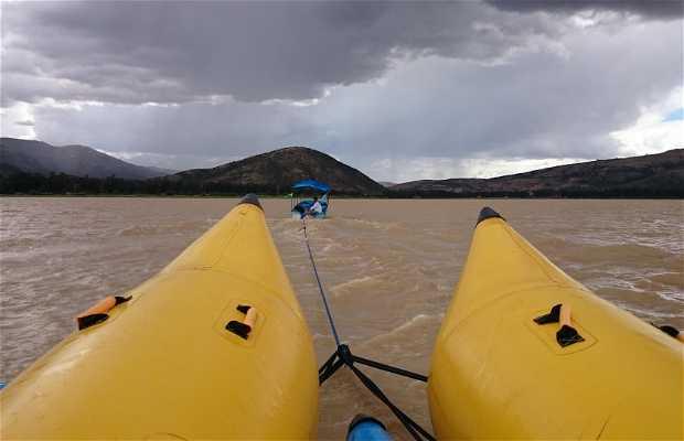 Lagune Angostura