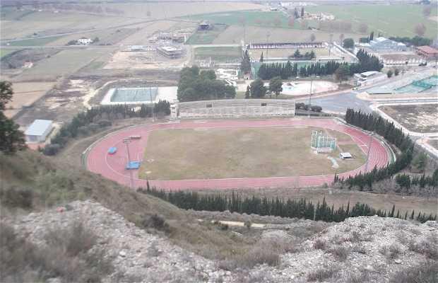 Pistas Municipales de Atletismo de Monzón
