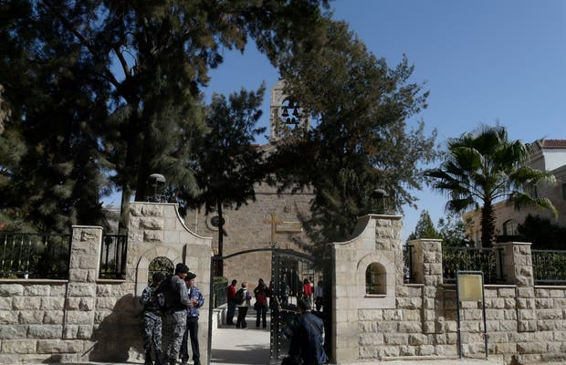 Iglesia Ortodoxa Griega de San Jorge