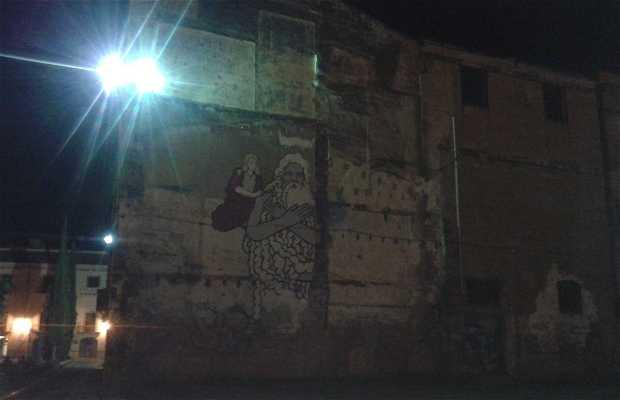 Murales Piazza Magione