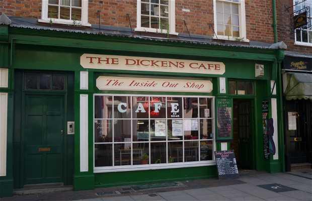 The Dickens Café