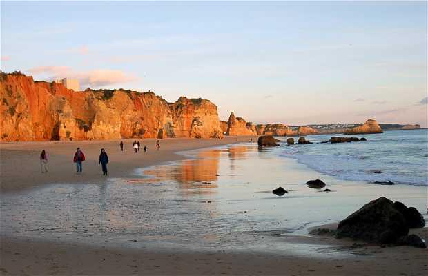 Playa de la roca
