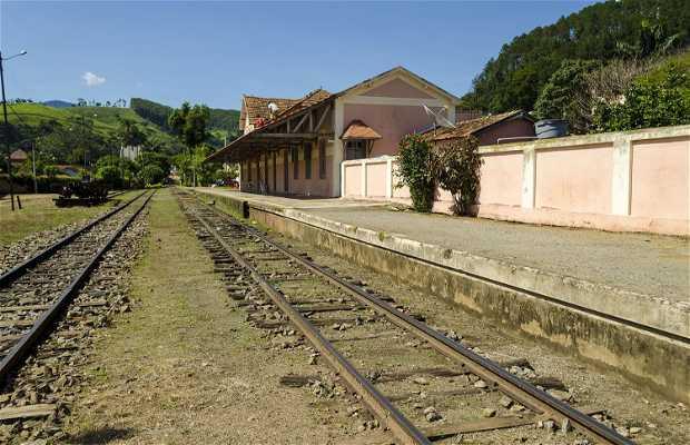 Estación de Passa Quatro