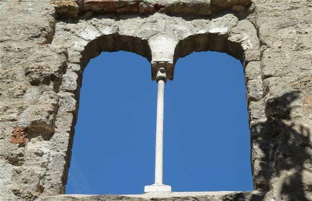 El claustro de San Giovanni degli Eremiti
