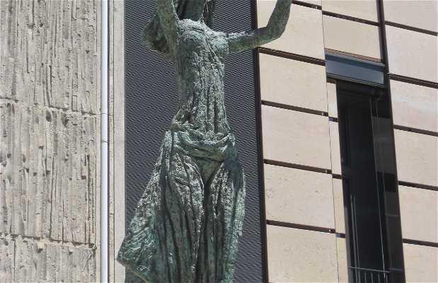 Escultura Mataró