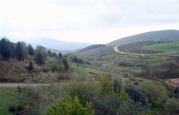 Sierra de Arnero