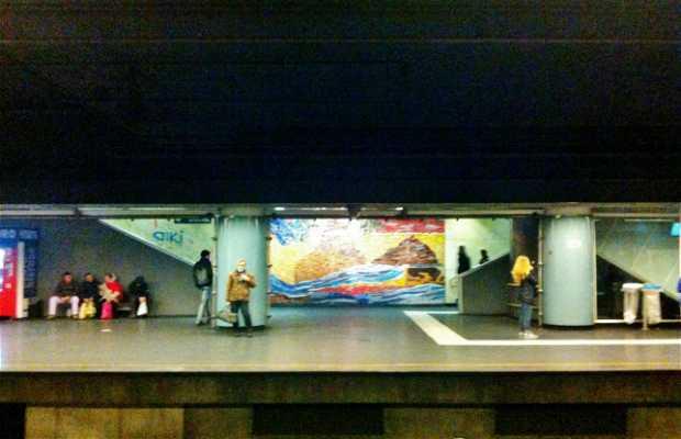 Stazione Vanvitelli - Metrò dell'Arte