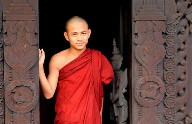 Monasterio Shwe In BIn