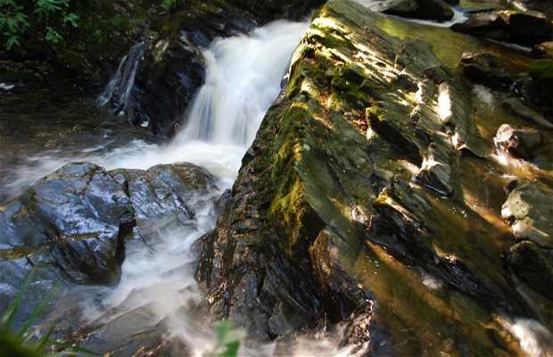 Cascadas de Balquhidder