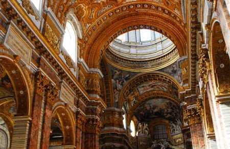 Iglesia San Ambrosio y San Carlo