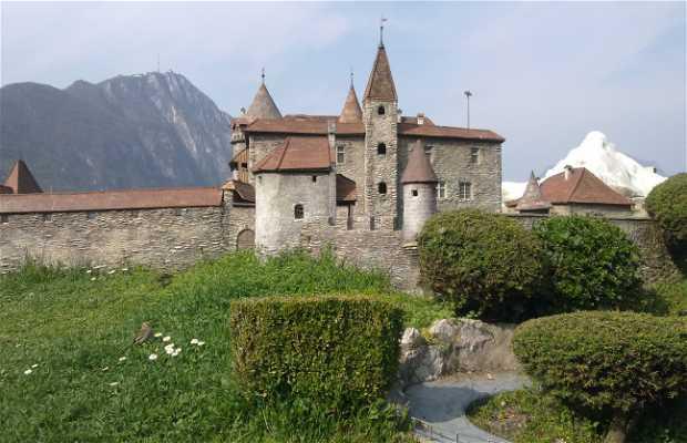 Miniatura Suiza