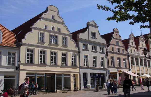 Casco histórico de Wismar