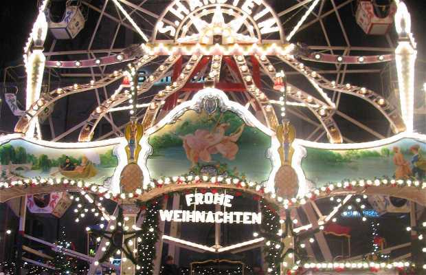 Mercado de natal de Bremen