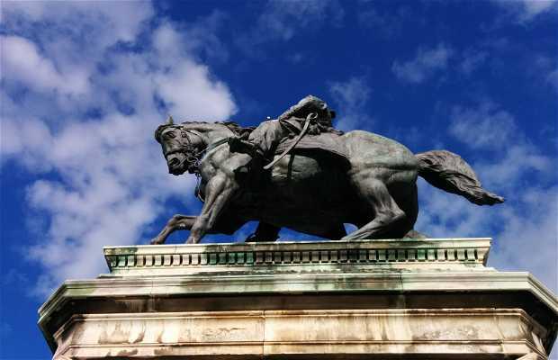 Statua Equestre di Vittorio Emanuele II