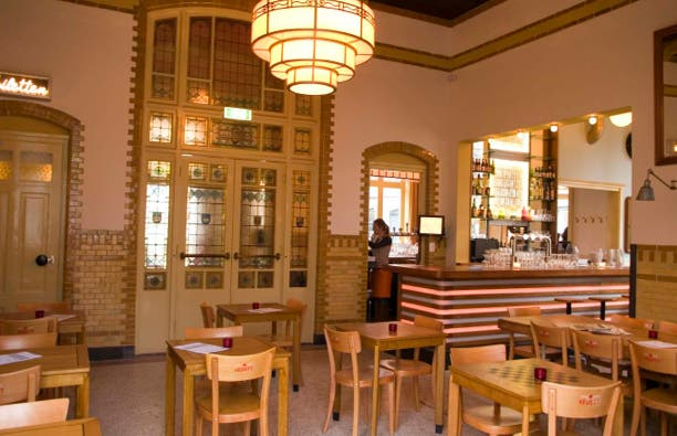 Restaurante Stadscafe de Spaarbank