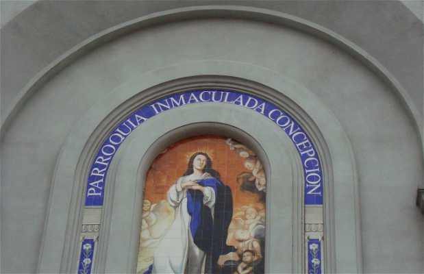 Paroisse de l'Immaculée de Conception