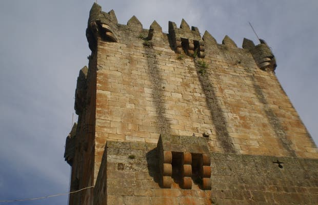 Castelo of Chaves - Castle and Military Museum