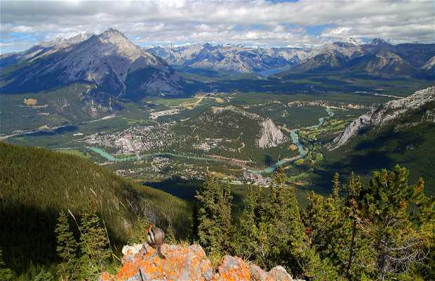 Banff Gondola - Teleférico de Banff