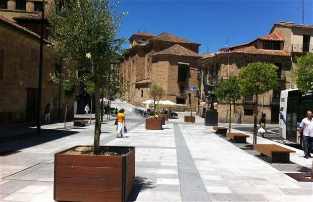 Calle Del Obispo Jarrin
