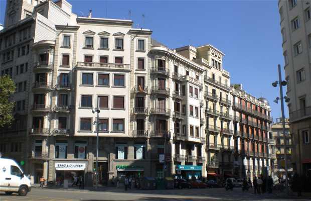 Gran Via de les Cortes Catalanes