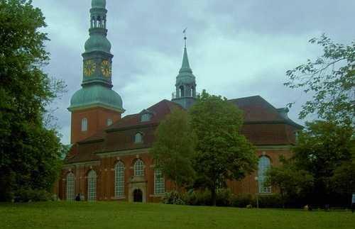 Heilige Dreieinigkeitskirche St Georg