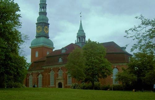Iglesia de San Jorge - Heilige Dreieinigkeitskirche St Georg