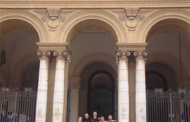 Universidad Sapienza en Roma