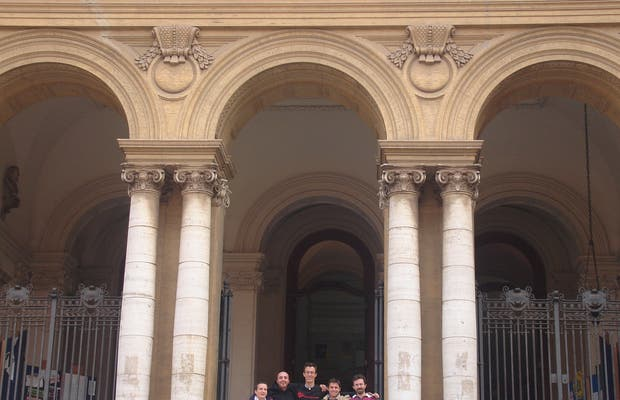 Université de Rome
