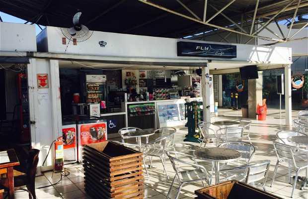 Quiosque de Chopp da Brahman- Aeroporto de Campo Grande