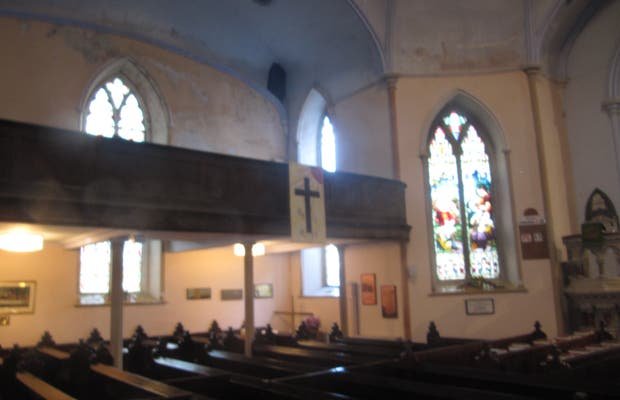 Cathedral of the Immaculate Conception in Sligo